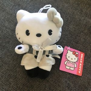 Hello Kitty small soft toy with tag